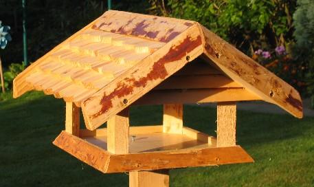 drechseln mehr forum druckversion vogelhaus mal anders. Black Bedroom Furniture Sets. Home Design Ideas